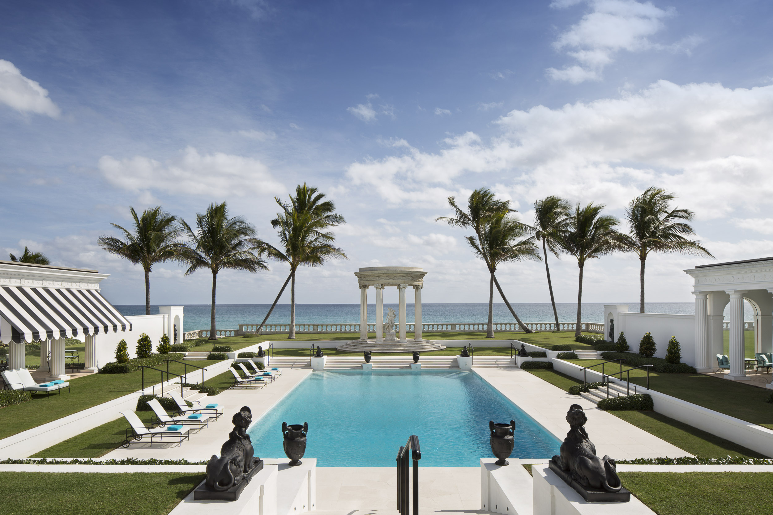 Palm Beach Chic Villa Artemis